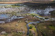 Flooded Savanna <br /> Rupununi<br /> GUYANA<br /> South America