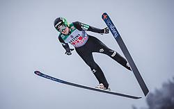 30.12.2018, Schattenbergschanze, Oberstdorf, GER, FIS Weltcup Skisprung, Vierschanzentournee, Oberstdorf, 2. Wertungsdurchgang, im Bild Jernej Damjan (SLO) // Jernej Damjan of Slovenia during his 2nd Competition Jump for the Four Hills Tournament of FIS Ski Jumping World Cup at the Schattenbergschanze in Oberstdorf, Germany on 2018/12/30. EXPA Pictures © 2018, PhotoCredit: EXPA/ Stefanie Oberhauser