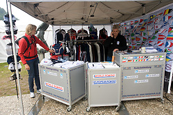 Shop at Rowing World Cup  on May 30, 2010, at Bled's lake in Mala Zaka, Bled, Slovenia. (Photo by Vid Ponikvar / Sportida)