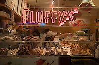 Fluffy's bakery and deli in Manhattan New York
