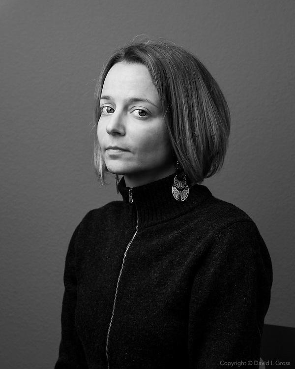 Mieke Strand, photographer.