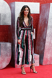 Sandra Bullock poses at the Ocean's Eight premiere in London's Leicester Square.<br /><br />13 June 2018.<br /><br />Please byline: Vantagenews.com