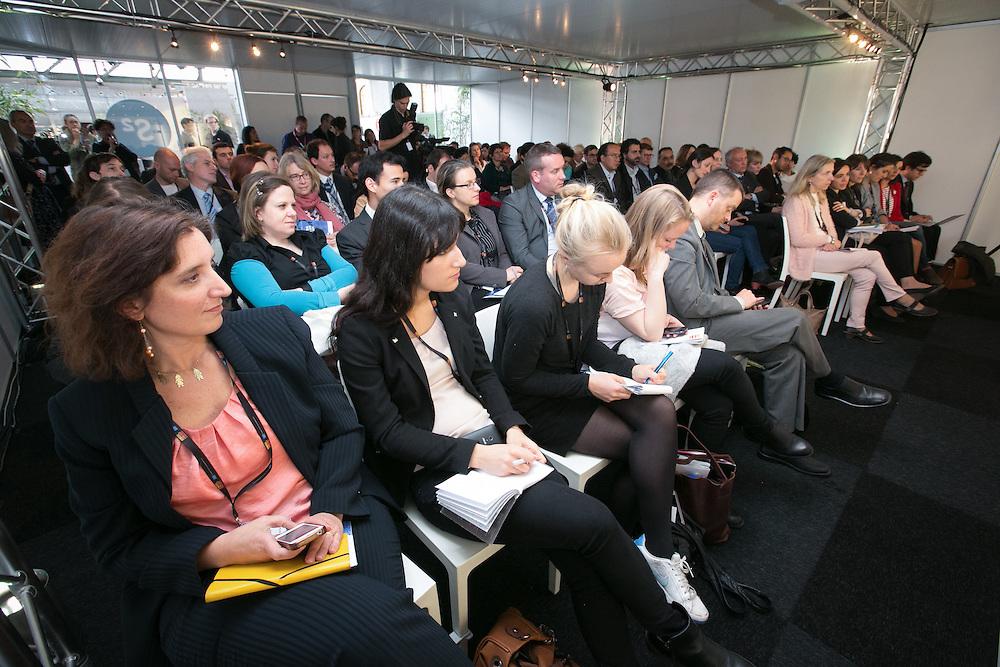 03 June 2015 - Belgium - Brussels - European Development Days - EDD - Inclusion - Euro-Latin American policy dialogue for social cohesion © European Union