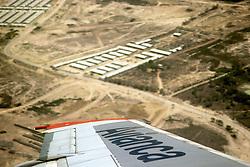 Wing Of Avianca Plane