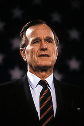 Mar 09, 1989; Washington, DC, USA; U.S. President GEORGE W. BUSH. .  (Credit Image: Arthur Grace/ZUMAPRESS.com)