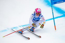 19.12.2018, Saslong, St. Christina, ITA, FIS Weltcup Ski Alpin, SuperG, Damen, im Bild Nadia Fanchini (ITA) // Nadia Fanchini of Italy in action during her run in the ladie's Super-G of FIS ski alpine world cup at the Saslong in St. Christina, Italy on 2018/12/19. EXPA Pictures © 2018, PhotoCredit: EXPA/ Johann Groder