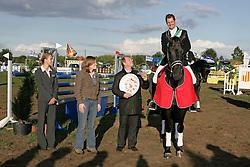 Van Ingelgem Stefan, (BEL), Withney<br /> Nationaal Tornooi Geel 2005<br /> Photo © Hippo Foto