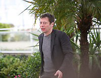 Actor Mathieu Amalric at the Jimmy P. Psychotherapy of a Plains Indian film photocall at the Cannes Film Festival 18th May 2013