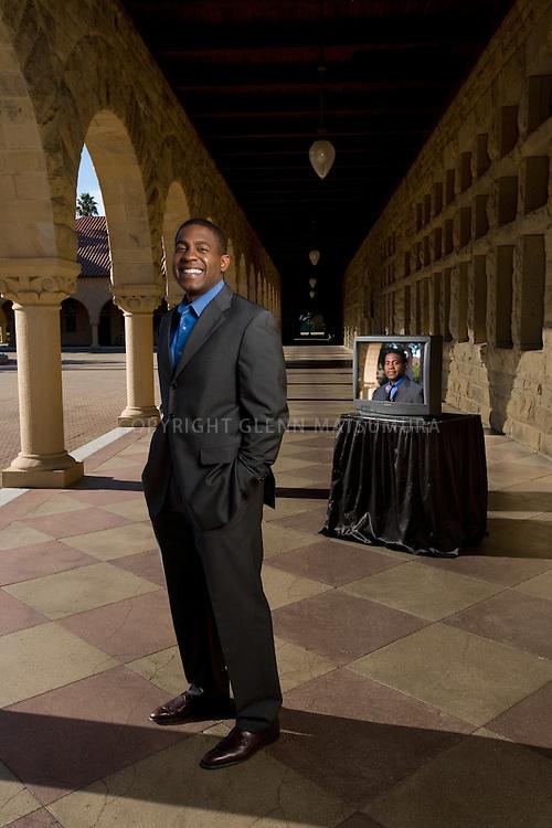 Stanford law school alumni, Carlos Watson, CNN commentator