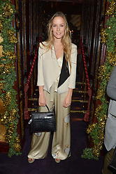 HUM FLEMING at the UK launch of WhoWhatWear UK held at Loulou's, Hertford Street, London on 24th November 2015.
