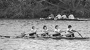 London, Great Britain.<br /> Thames RC, W4- Bow. A.N.OTHER, 2. Beryl MITCHELL/Crockford, Pauline RAYNER ans A.N. OTHER, competing in the <br /> 1986 Fours Head of the River Race, Reverse Championship Course Mortlake to Putney. River Thames. Saturday, 15.11.1986<br /> <br /> [Mandatory Credit: Peter SPURRIER;Intersport images] 15.11.1986