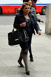 © Licensed to London News Pictures. 09/06/2015. <br /> LONDON, UK. VARSHA GOHLI arrives at the supreme court, where a Supreme Court justice hears the latest round of a multi-million pound divorce case, London, Tuesday 09 June 2015. Photo credit : Hannah McKay/LNP