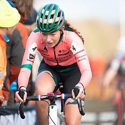 12-01-2020: Wielrennen: NK Veldrijden: Rucphen <br />Sophie de Boer