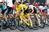Geraint Thomas (GBR - Team Sky) Arc de Triomphe, during the 105th Tour de France 2018, Stage 21, Houilles - Paris Champs-Elysees (115 km) on July 29th, 2018 - Photo Luca Bettini / BettiniPhoto / ProSportsImages / DPPI