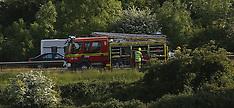M27 J10 Rush Crash