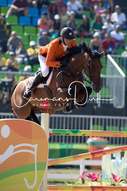 Dubbeldam Jeroen, NED, SFN Zenith NOP<br /> Olympic Games Rio 2016<br /> © Hippo Foto - Dirk Caremans<br /> 14/08/16