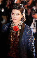 Soko at the gala screening for the film It's Only the End of the World (Juste La Fin Du Monde) at the 69th Cannes Film Festival, Thursday 19th  May 2016, Cannes, France. Photography: Doreen Kennedy