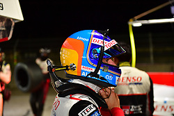 March 14, 2019 - Sebring, Etats Unis - 8 TOYOTA GAZOO RACING (JPN) TOYOTA TS050 HYBRID LMP1 FERNANDO ALONSO  (Credit Image: © Panoramic via ZUMA Press)