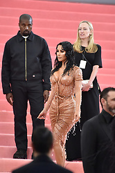 The 2019 Met Gala Celebrating Camp: Notes on Fashion at Metropolitan Museum of Art on May 06, 2019 in New York City. 06 May 2019 Pictured: Kim Kardashian, Kanye West, Edris Elba, Kendall Jenner, Kylie Jenner, Cara Delevingne, Cardi B, Zendaya, Nicki Minaj, Kristen Stewart. Photo credit: Neil Warner/MEGA TheMegaAgency.com +1 888 505 6342