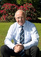 DIEPENVEEN - HENK KLOEZE, voorzitter van de Sallandsche GC. COPYRIGHT KOEN SUYK