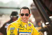 August 4-6, 2011. Indycar Honda Indy 200 at Mid Ohio. 3  Helio Castroneves Penske Truck Rentals   (Roger Penske)