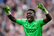 Ajax Amsterdam v Olympique Lyonnais 030517