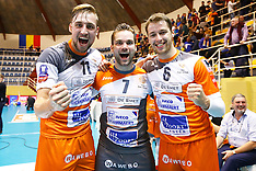 20151105 BEL: Volleybal CEV Champions League: VC Asse - Lennik - Tomis Constanta, Antwerpen