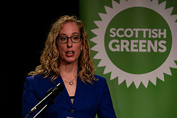 Pictured: Lorna Slater<br /><br />Scottish Greens co-leaders Patrick Harvie MSP and Lorna Slater held a media conference prior to the partry's Autumn Conference which takes place on-line from today till Sunday 25 October.<br /><br />Ger Harley | EEm 23 October 2020