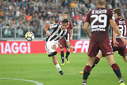 September 23, 2017 - Turin, Piedmont, Italy - Paulo Dybala of Juventus FC in action during the Serie A football match between Juventus FC and Torino FC at Allianz Stadium on 23 September, 2017 in Turin, Italy. ..Juventus FC won 4-0 over Torino FC. (Credit Image: © Massimiliano Ferraro/NurPhoto via ZUMA Press)