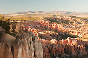 Bryce Amphitheatre, seen from Bryce point, Bryce Canyon National park.