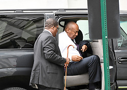 June 6, 2017 - Norristown, Pennsylvania, U.S - BILL COSBY, at the court house in Montgomery County PA on day two of  his sexual assault trial (Credit Image: © Ricky Fitchett via ZUMA Wire)