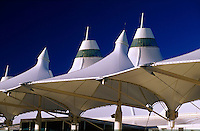 Terminal, Denver International Airport, Denver, Colorado