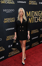 Stassi Schroeder at the Los Angeles special screening of 'Midnight In The Switchgrass' held at the Regal LA Live in Los Angeles, USA on July 19, 2021.