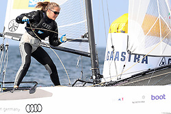 , Kiel - Kieler Woche 18. - 26.06.2016, Nacra 17 - GER 211 - EKKI - Paul KOHLHOFF - Werner CAROLINA - Kieler Yacht-Club e. V