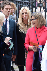 Fearne Cotton  beim Gedenkgottesdienst f¸r Terry Wogan im Westminster Abbey in London / 270916<br /> <br /> ***Memorial service for Terry Wogan at Westminster in London, September 27th, 2016***