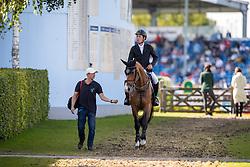 Brash Scott, GBR, Hello Jefferson<br /> CHIO Aachen 2021<br /> © Hippo Foto - Sharon Vandeput<br /> 19/09/21