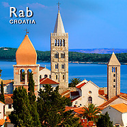 Rab Island Pictures & Rab Photos. Photography, Fotos & Images