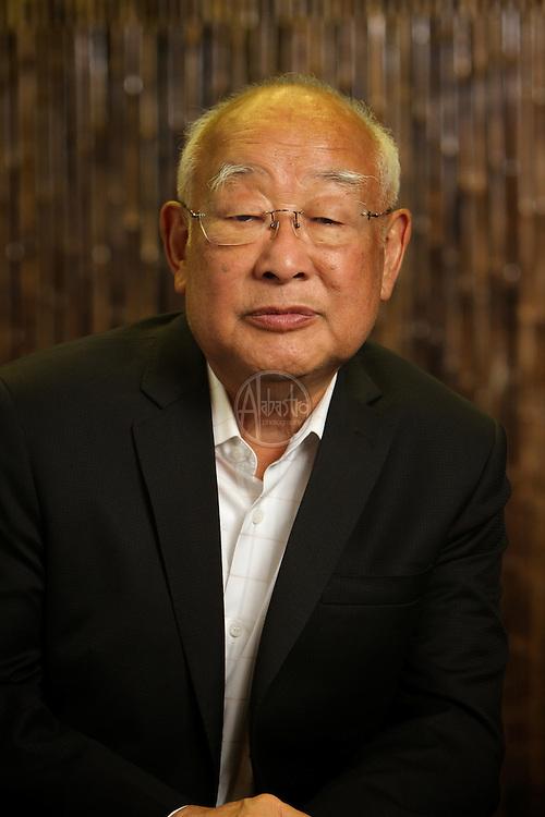 Hokubei Hochi Foundation and North American Post portraits