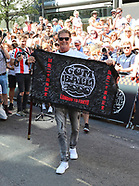 Gumball 3000 launch and flag drop