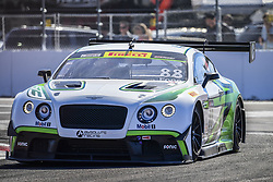 March 11, 2017 - St Petersburg, FLORIDE, UNITED STATES OF AMERICA - 88 ADDERLY FONG (HKG) ABSOLUTE RACING BENTLEY CONTINENTAL GT3 GT (Credit Image: © Panoramic via ZUMA Press)