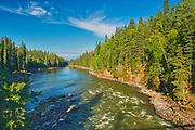The Grass River<br />Pisew Falls Provincial Park<br />Manitoba<br />Canada