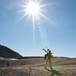 20111005: AUT, Alpine Ski - Austrian and German Ski Federation at Moelltaler glacier in Flattach