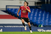 Football - 2020 / 2021 League Cup - Quarter-Final - Everton vs Manchester United - Goodison Park<br /> <br /> Manchester United's Edinson Cavani in action during todays match  <br /> <br /> <br /> COLORSPORT/TERRY DONNELLY