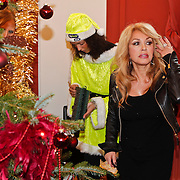 NLD/Amsterdam/20101208 - Skyradio Christmas Tree for Charity 2010, Patricia Paay