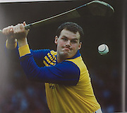 Tipperary's Goalkeeper Ken Hogan in 1991.