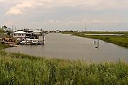 Irish Bayou, New Orleans, Louisiana, USA (2006)