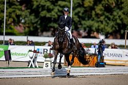Mencke Libuse, CZE, Kycara<br /> World Championship Young Horses Verden 2021<br /> © Hippo Foto - Dirk Caremans<br /> 25/08/2021