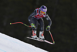 30.11.2017, Lake Louise, CAN, FIS Weltcup Ski Alpin, Lake Louise, Abfahrt, Damen, 3. Training, im Bild Tessa Worley (FRA) // Tessa Worley of France in action during the 3rd practice run of ladie's Downhill of FIS Ski Alpine World Cup at the Lake Louise, Canada on 2017/11/30. EXPA Pictures © 2017, PhotoCredit: EXPA/ SM<br /> <br /> *****ATTENTION - OUT of GER*****