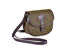 Product Photograph of Ladies Elise Moon Saddle Bag