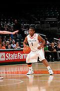2009 University of Miami Women's Basketball vs Cornell
